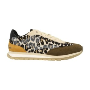 The Leopard Jogger sneakers