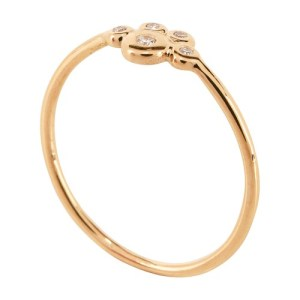Séraphine 5 Diamond ring