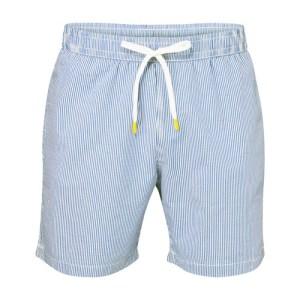 Swim shorts with stripe detail