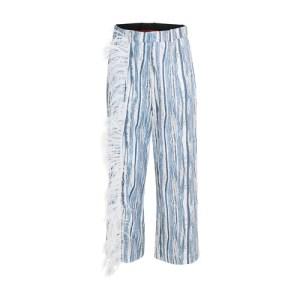 Shredded jean