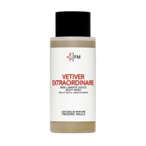 Vetiver extraordinaire shower gel 200 ml