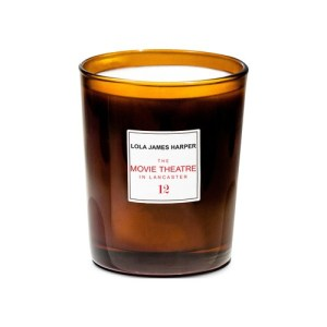 The Movie Theatre in Lancaster candle 190 g