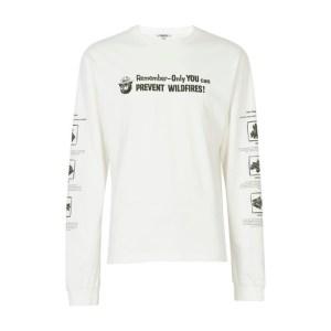 Smokey Fire t-shirt
