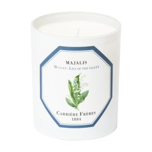 Scented Candle Lilly of the Valley - Majalis 185 g