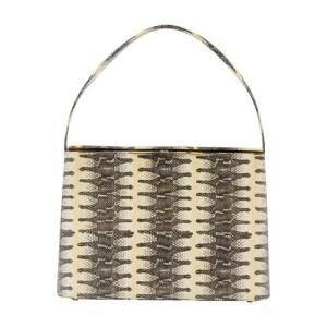 Felix leather handbag