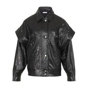 Malaspy leather jacket