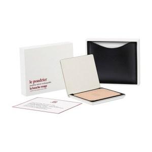 Black fine leather Highlighter set