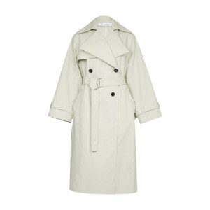 Benoit trench coat
