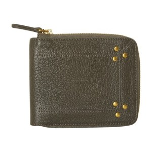 Denis leather wallet