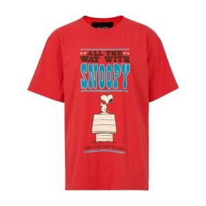 Peanuts x The T-shirt