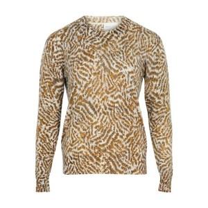 Eagle Print sweater