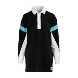 Polo shirt with découpes