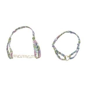 Duo Maman Love bracelets