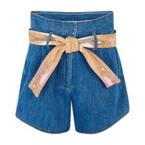 Calvary denim shorts