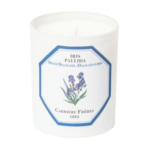 Scented Candle Iris - Iris Pallida 185 g