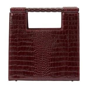 Unicorn croc handbag