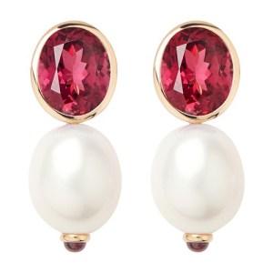 Pierres Précieuses Earrings