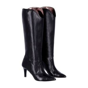 Volturno Boots In Leather