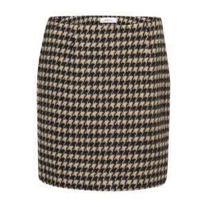 Marie skirt - Houndstooth