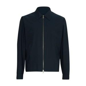 Short zipped jacket