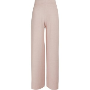 Alpaca and silk trousers