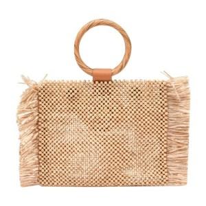 Fin handbag
