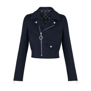 Monogram Inside Perfecto Jacket
