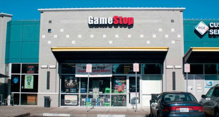 GameStop hackeada