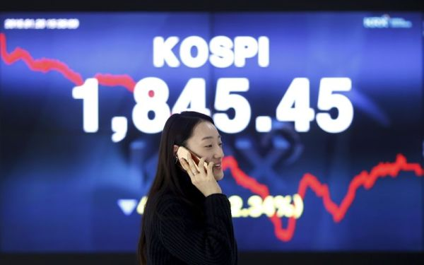 South Korea stocks tumble 3%, won hits six-month low on spike in virus cases | MarketScreener
