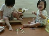 筷子玩偶(1.9ys)