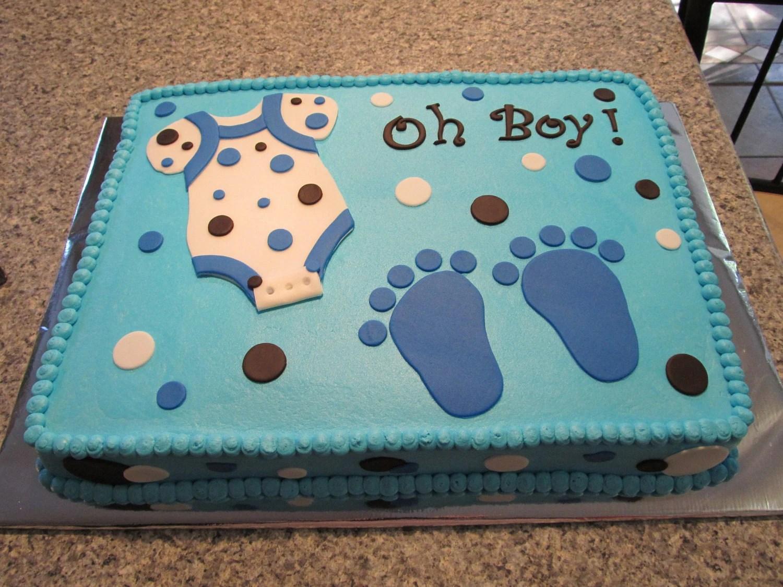 baby boy shower sheet cake ideas. boy baby shower   sheet cake, Baby shower