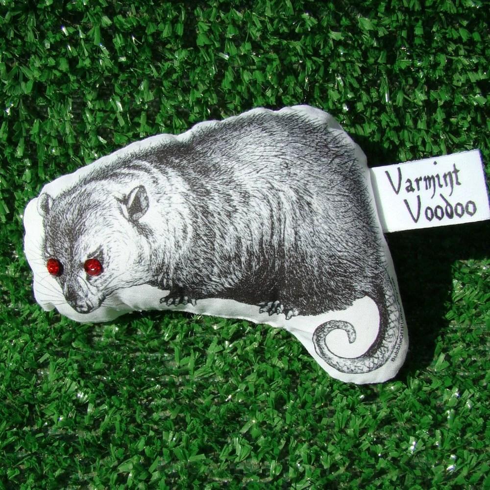 Varmint Voodoo Opossum Edition
