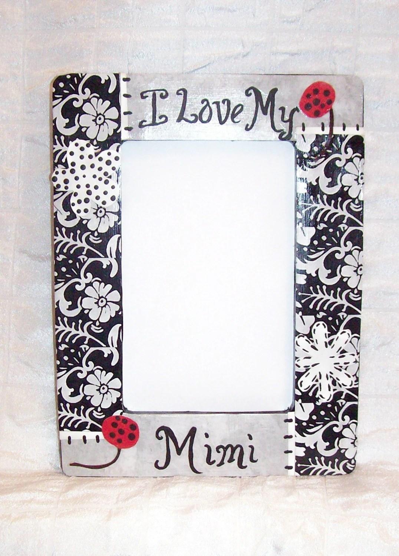 Mimi Frame Picture Love I