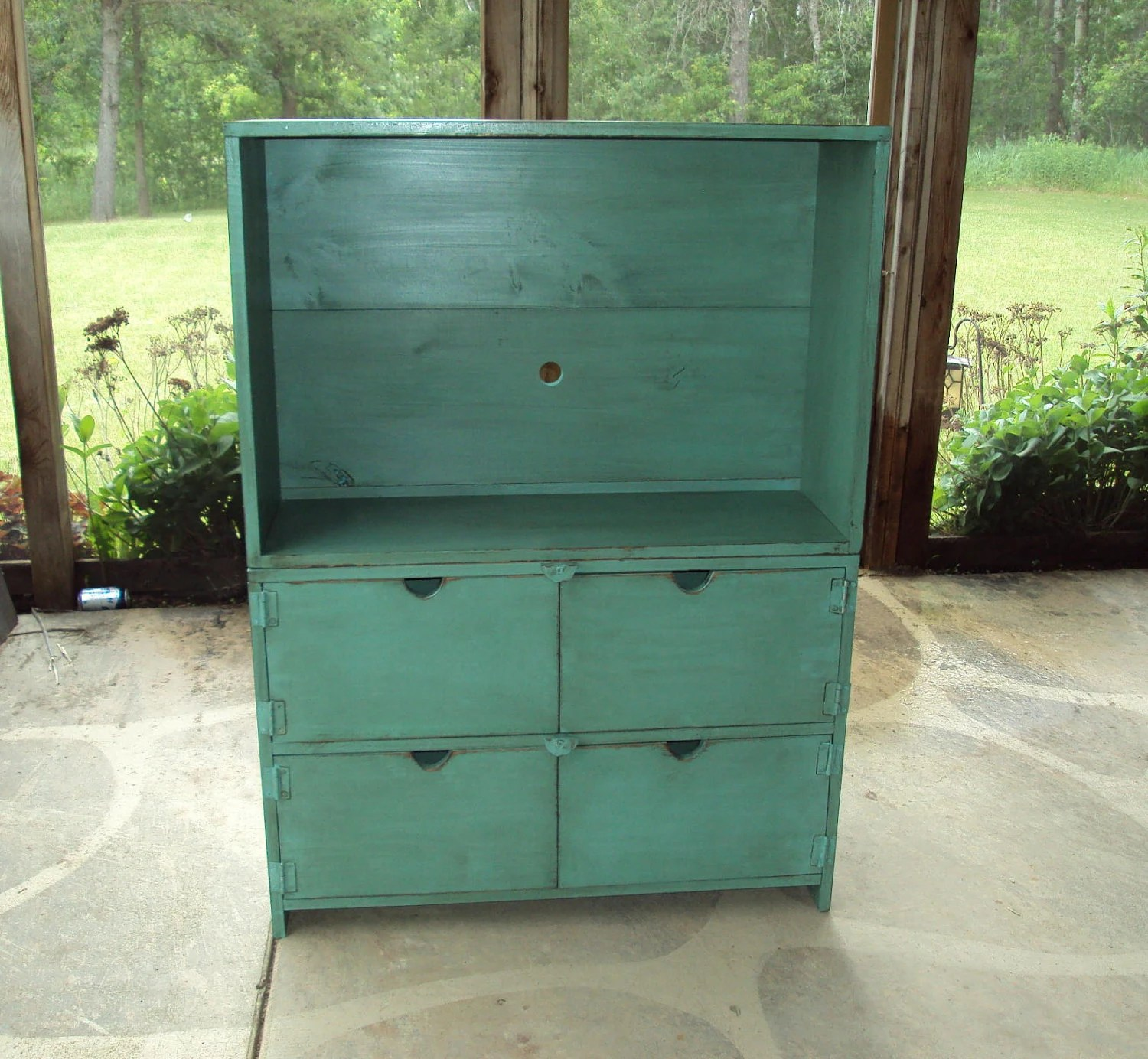 Items Similar To Tv Cabinet 36 Inch Wide X 48 Inches Tall