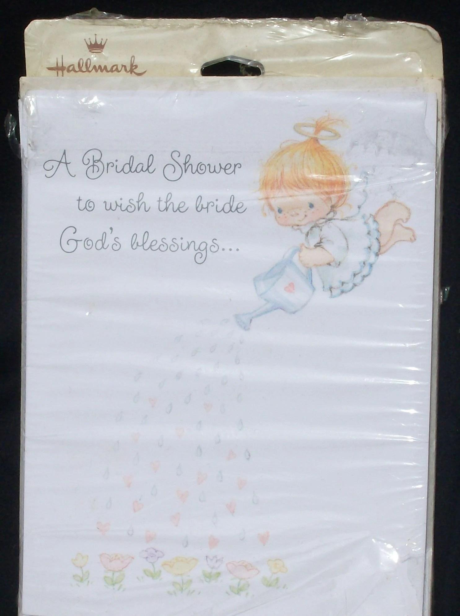 Hallmark Bridal Shower Invitations 8 Count