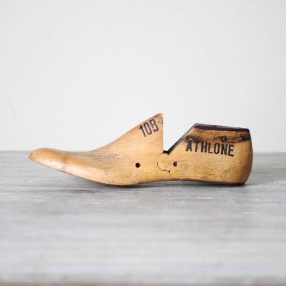 Wooden Shoe Last By HRUSKAA On Etsy