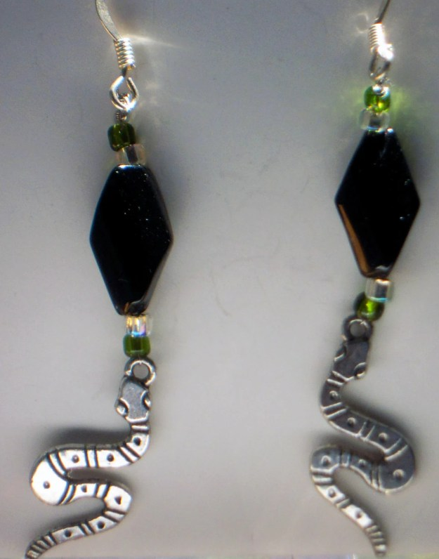 Severus Snape Earrings...