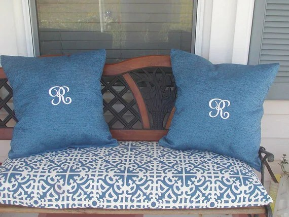 Custom Made Indoor Or Outdoor Bench Seat Cushion By