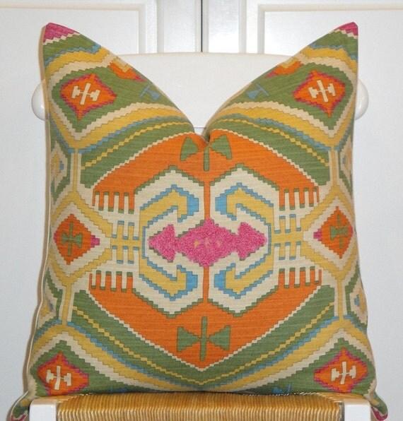 Beautiful Decorative Pillow Cover 20 X 20 Southwest