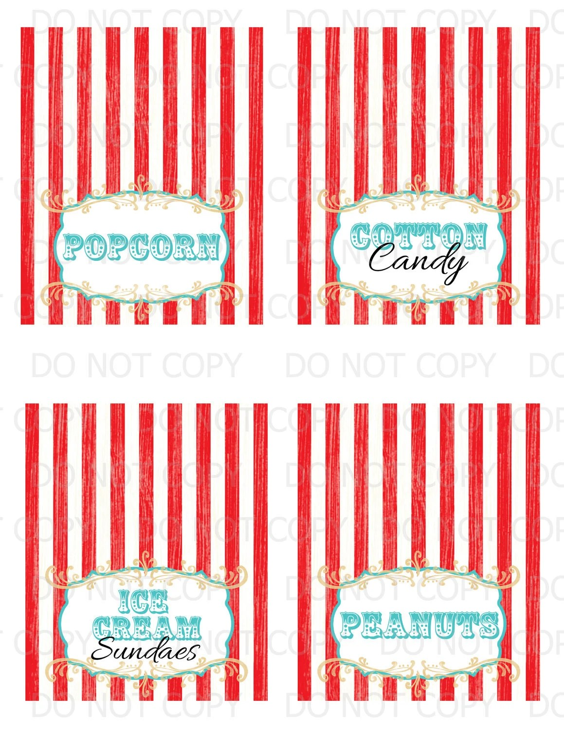 Worksheet Circus Tent Printable circus signs template free birthday party printables from printable diy vintage table tent food by onelovedesignsllc