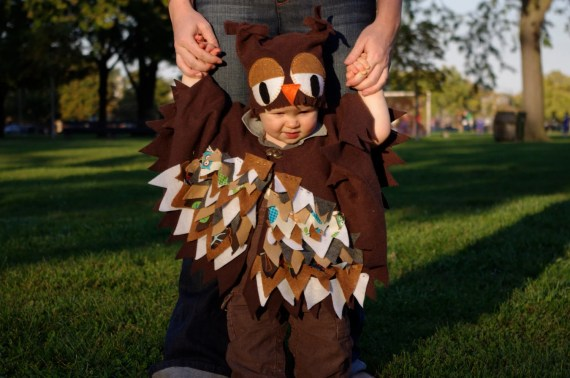 Baby/Children's Owl Play Costume - TheHappyHoot