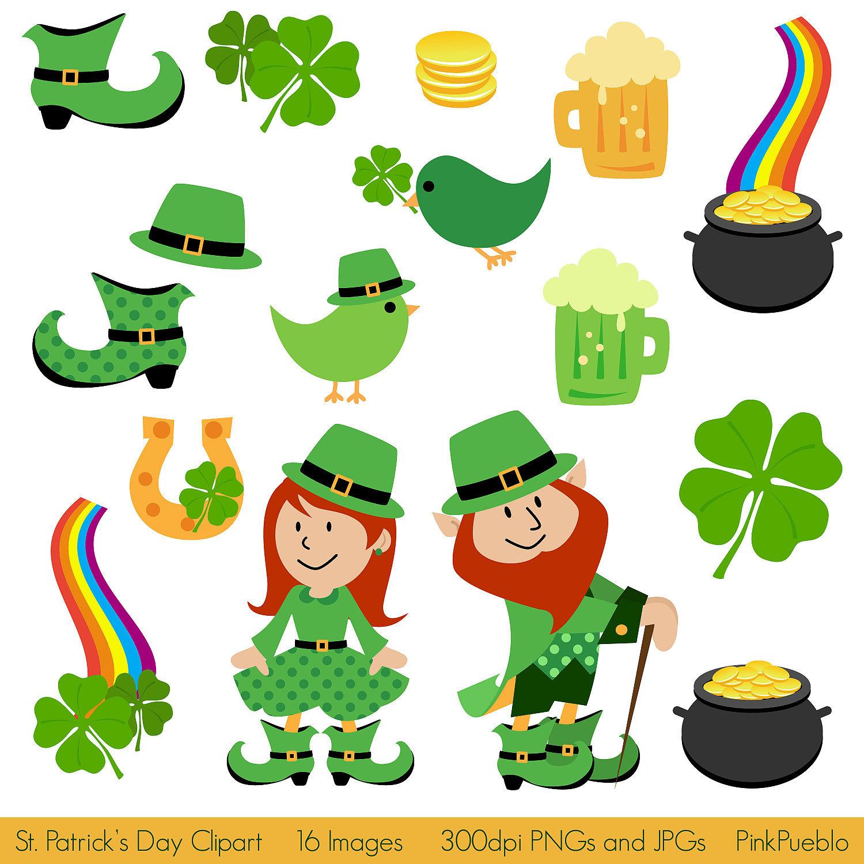 St Patrick S Day Clipart Clip Art St Patricks Clipart