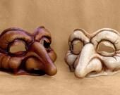 Commedia Dell Arte Pantaloon Old Fogey Mask - Piratemask
