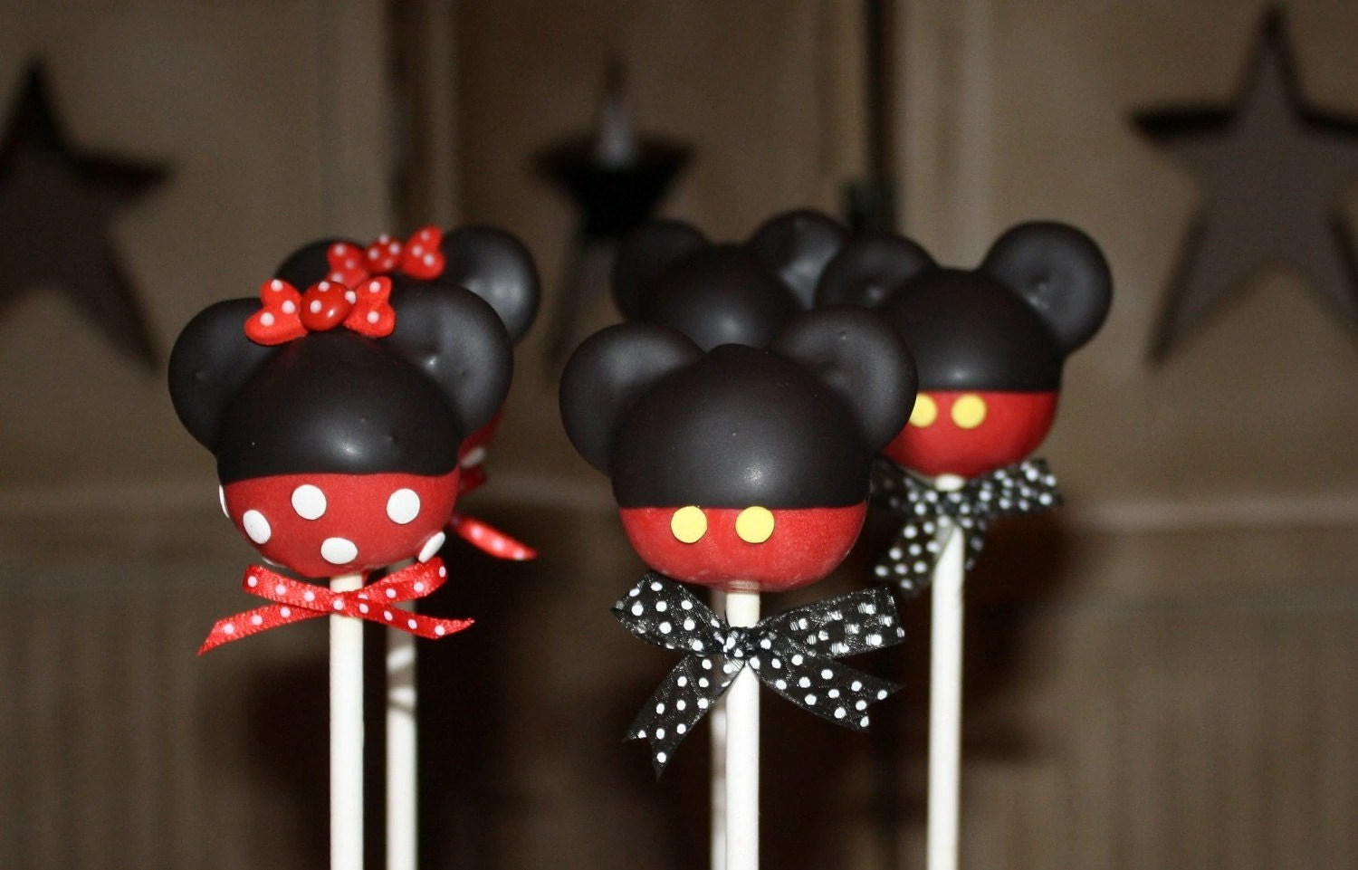 Mom S Killer Cakes Amp Cookies Mickey And Minnie By