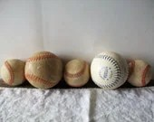 collection of 5 decorative base/soft balls - great guy-room decoratives - no. 6 - GTDesigns