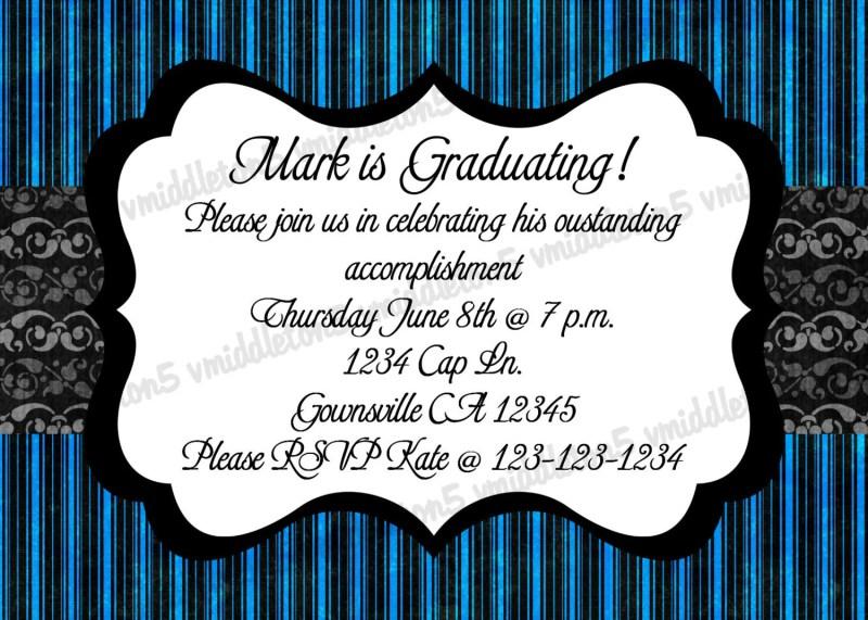 birthday and graduation invitations invitationswedd org