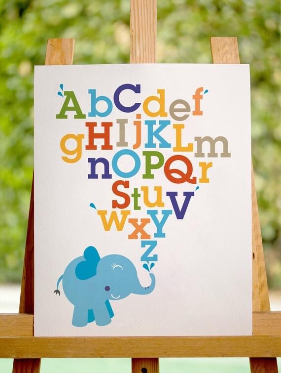 алфавит для ребёнка