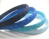 Blue Headband - Light Blue Headband - Dark Blue Headband - Turquoise Headband - Child Toddler Teenager Adult Headband - YOU CHOOSE ONE - OhSoPrettyByAsia