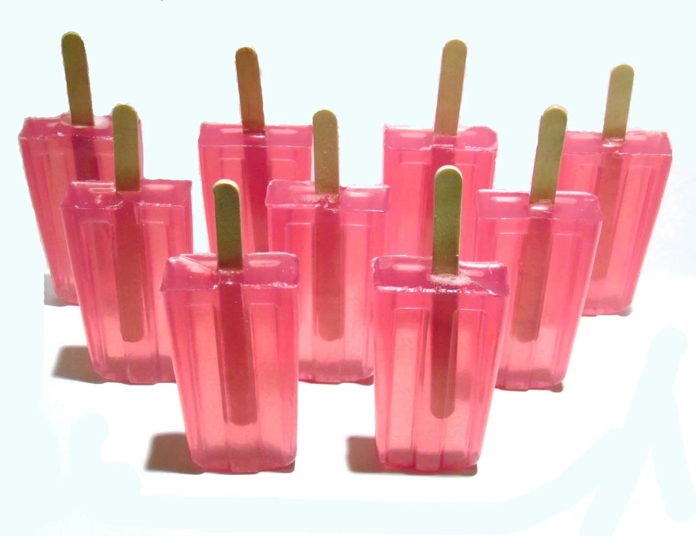 Popsicle Soap  (Juicy Watermelon) - SunKidGifts