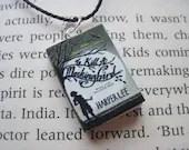 To Kill a Mockingbird Miniature Book Necklace
